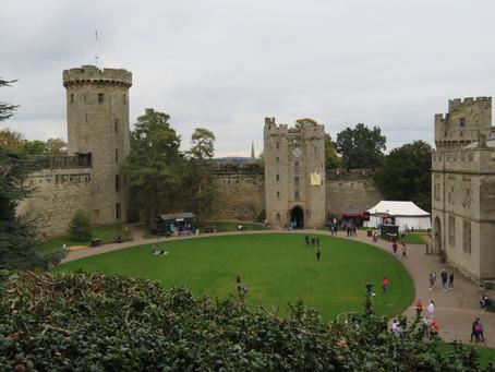 Warwick Castle 🏰