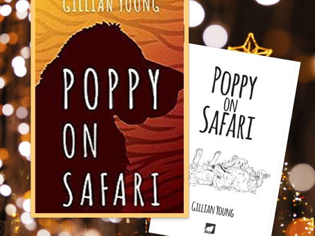 The story behind Poppy On Safari