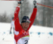 Kateřina Neumannová, cross-country ski Olympic winner and World champion