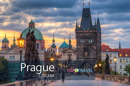 Prague, Czechia Top Travel