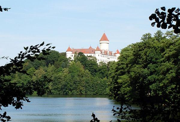 Konopiště (Central Bohemia), Czechia