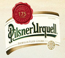 Pilsner Urquell Made in Czechia