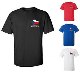 Czechia T-shirts