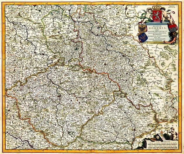 From Bohemia to Czechia