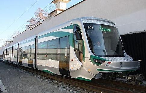 Tram Škoda ForCity Classic Czechia