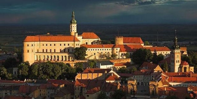 Mikulov (South Moravia), Czechia