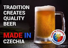 Made in Czechia - beer