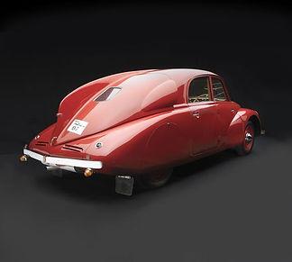 Tatra model T97 (1938), Czechia