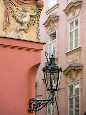 Building Detail, Old Town, Prague, Czechia