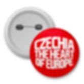 Czechia badge red