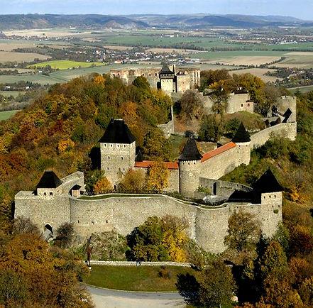 Helfštýn (North Moravia), Czechia