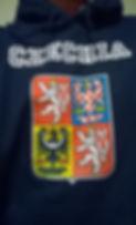 Czechia T-shirt blue