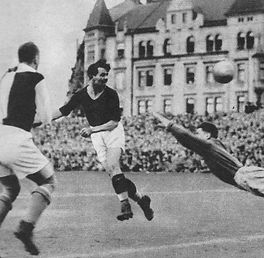 Sparta-Slavia in 1932 - the most popular derby match in Czechia