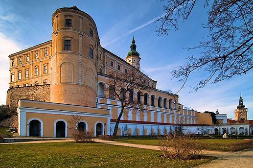Mikulov (South Moravia), Czechia