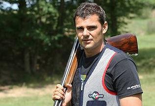 David Kostelecký - Olympic winner in trap