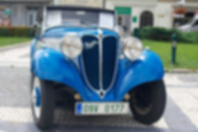 Praga Baby Roadster 1936 Czechia