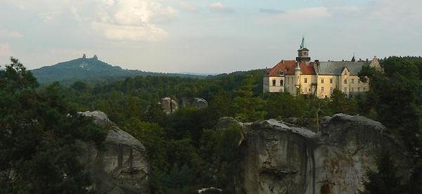 Bohemian Paradise: Hrubá Skála & Trosky (East Bohemia), Czechia