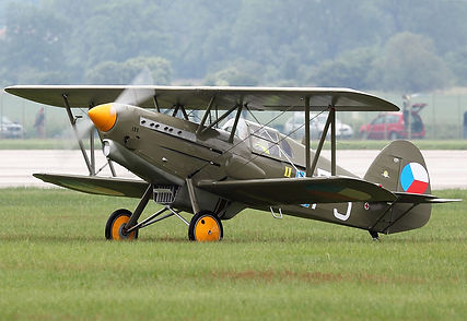 Avia B-534 - Czech biplane fighter produced during interwar period - Czechia