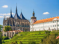 Sacred architecture of Czechia