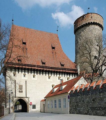 Kotnov (South Bohemia), Czechia