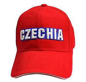 Czechia cap red