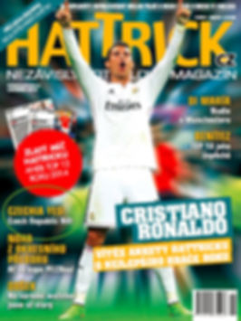 Hattrick magazine: Czechia YES