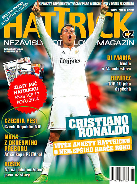 Hattrick magazine: Czechia YES