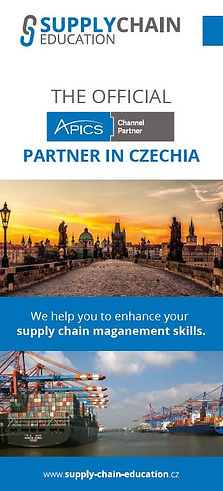 Supply Chain Education - The Official APICS partner in Czechia