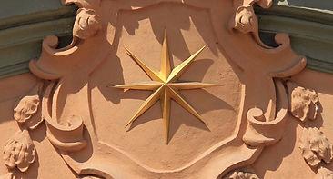 At the golden star (U zlaté hvězdy), Lesser Town, Prague, Czechia