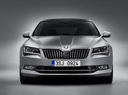 Škoda Superb Czechia