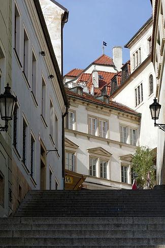 In Vyšehrad district, Prague, Czechia