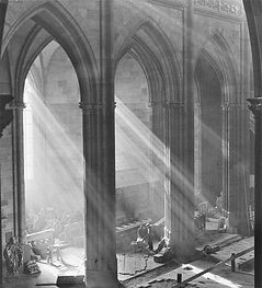 Josef Sudek - Cathedral (1924) art of Czechia