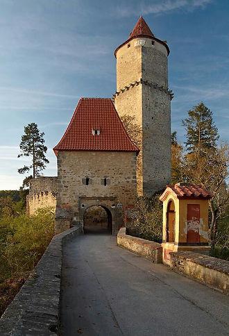 Zvíkov (South Bohemia), Czechia