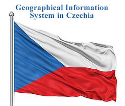 Geographical information system in Czechia