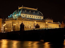 National Theatre in Prague, Czechia