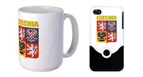 Czechia cup and phone