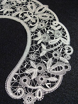 Lace from Sedlice (South Bohemia), Czechia