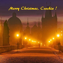 Merry Christmas Czechia