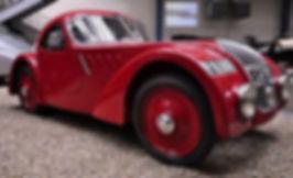 Jawa 750 from 1935 in National Technical Museum, Prague, Czechia