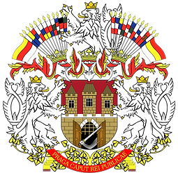 Praha - big coat of arms
