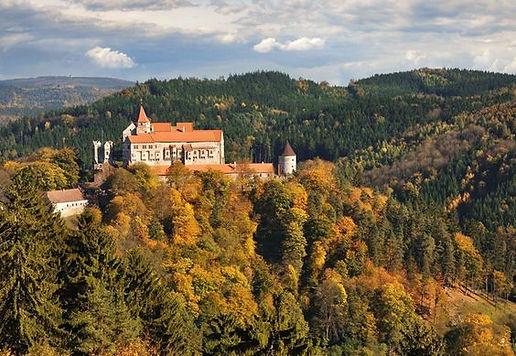 Pernštejn (South Moravia), Czechia