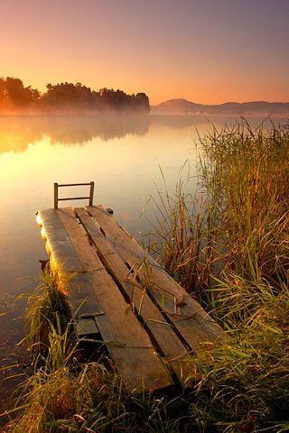 Komárov pond in Bohemian Paradise (East Bohemia), Czechia