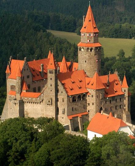 Bouzov (North Moravia), Czechia