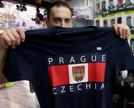 Czechia - Prague T-shirt