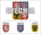 Czechia = Bohemia + Moravia + Silesia