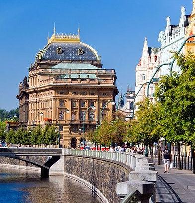 The National Theatre, Prague, Czechia