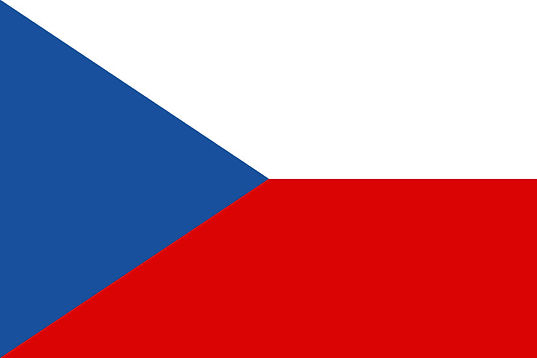Flag of Czechia