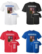 Czechia various T-shirts
