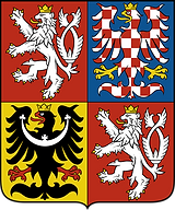 Czechia coat of arms