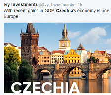 Czechia Ivy Investment
